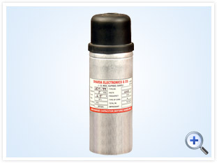 LOW VOLTAGE MPP Normal duty Round Type Capacitor
